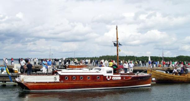Boghammars varv –  över 100 år och 1 200 byggda båtar