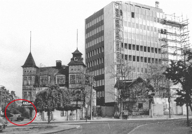 En bild berättar: Brytningstid vid Torsviks torg