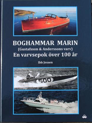 Föredrag om Boghammar Marin