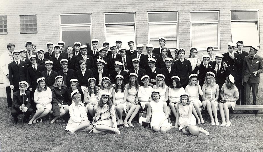 50 år efter studenten