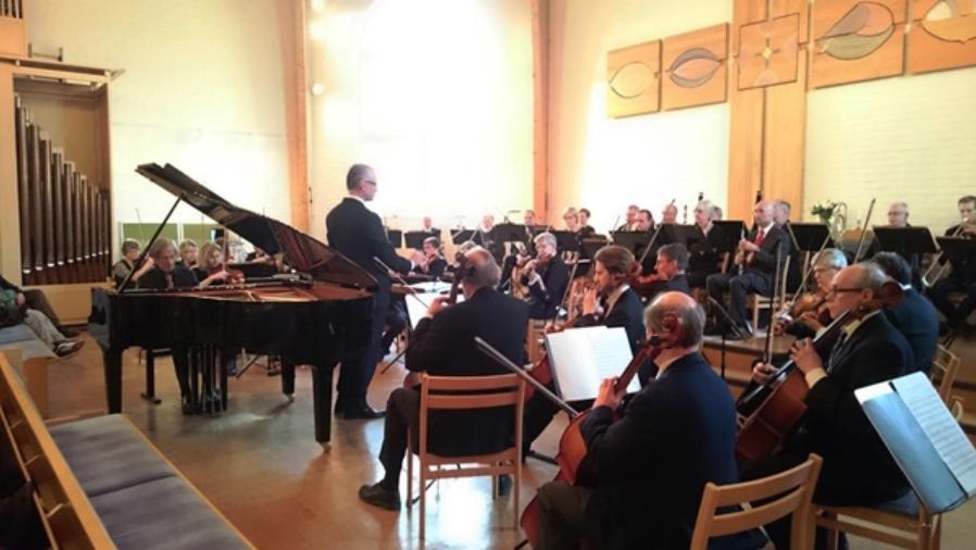 Lättlyssnat på Lidingösymfonins vårkonsert