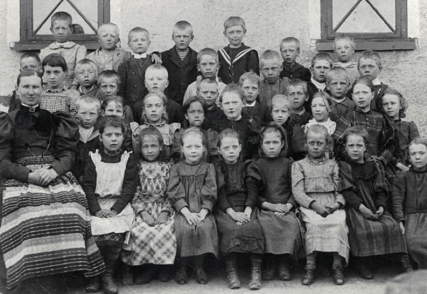 En bild berättar: Kvarnskolan – en tidig flickskola