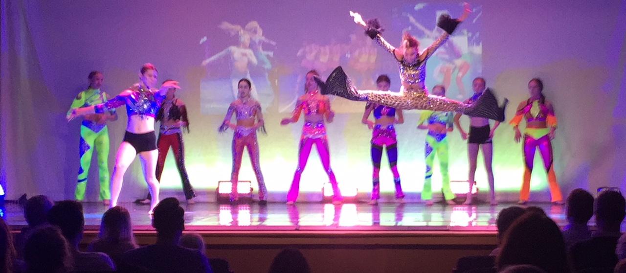 Lidingö danscenter – vilken uppvisning!