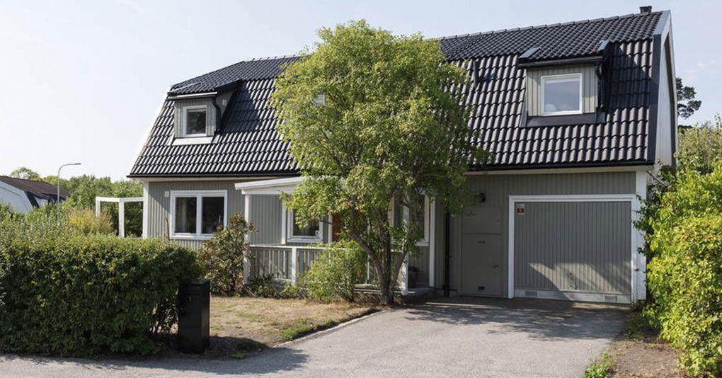 Villapriset på Lidingö är 10,7 milj kr i snitt