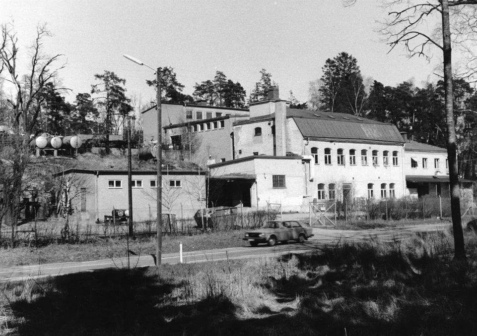 En bild berättar: Nobelprispengar till Lidingö