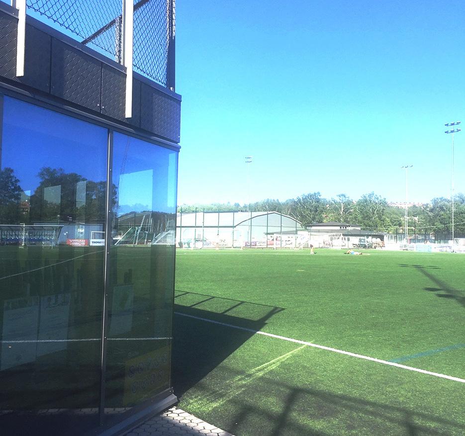 Momssmäll för IFK Lidingö Fotboll och Arena AB
