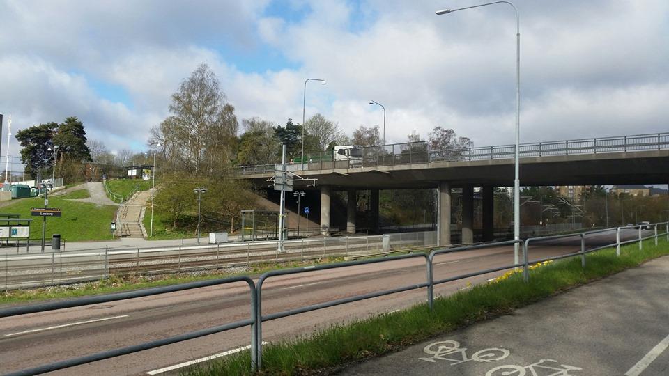Larsbergsbron- renoveringen försenas