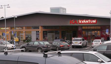 ICA Kvantum Lidingö bäst på ekologiskt i Stockholm