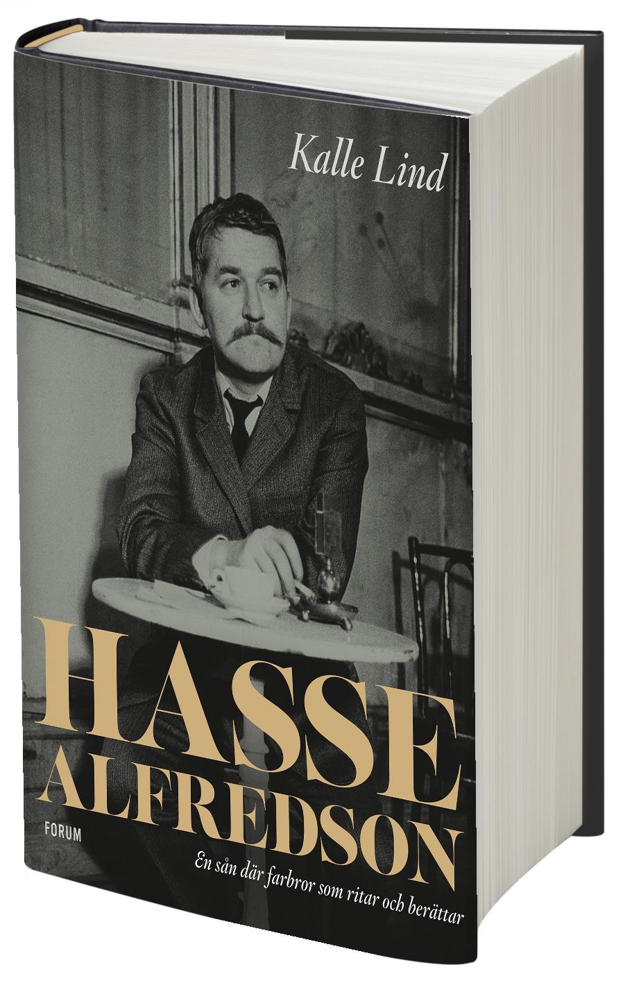 Boken om Hasse Alfredson