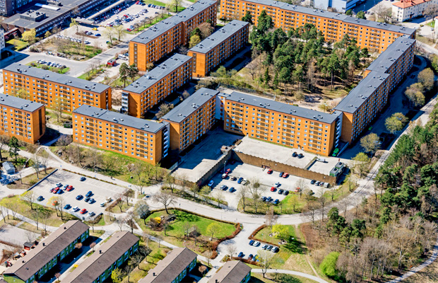 Majoriteten slösar bort Lidingöbornas  marktillgång i Högsätra