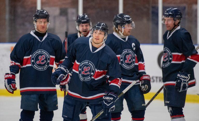 Överraskande seger för Lidingö i hockeypremiären!