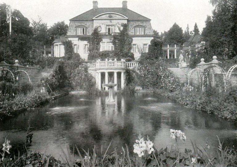 Villa Kassman ska rustas upp till originalskick