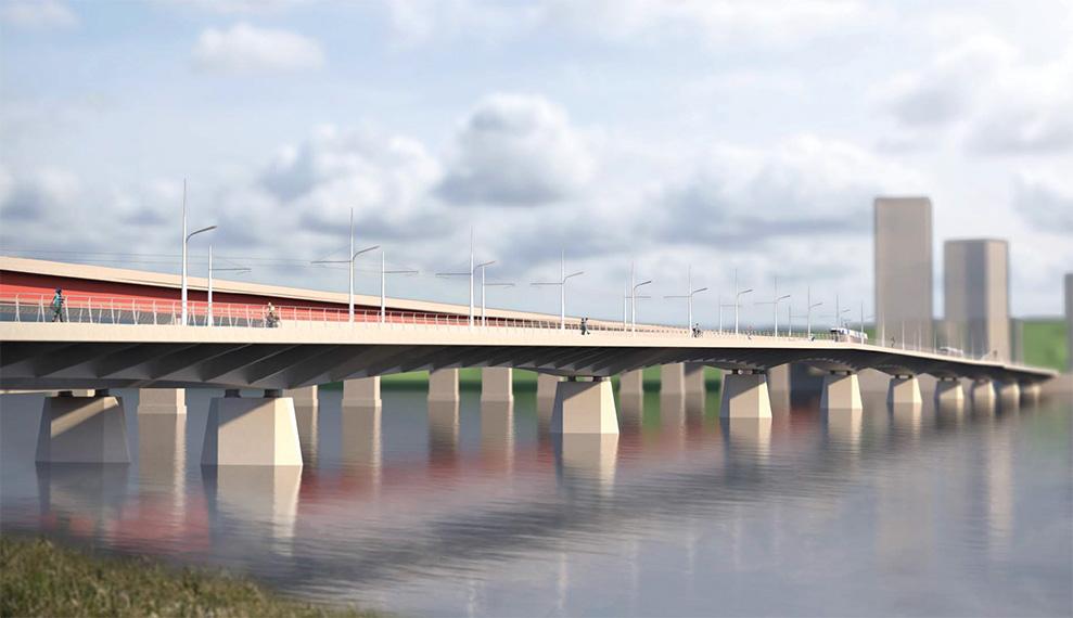 Så kommer nya bron att se ut