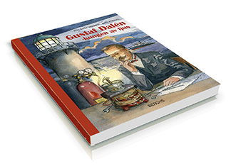 Ny bok: Gustaf Dalén, kungen av ljus