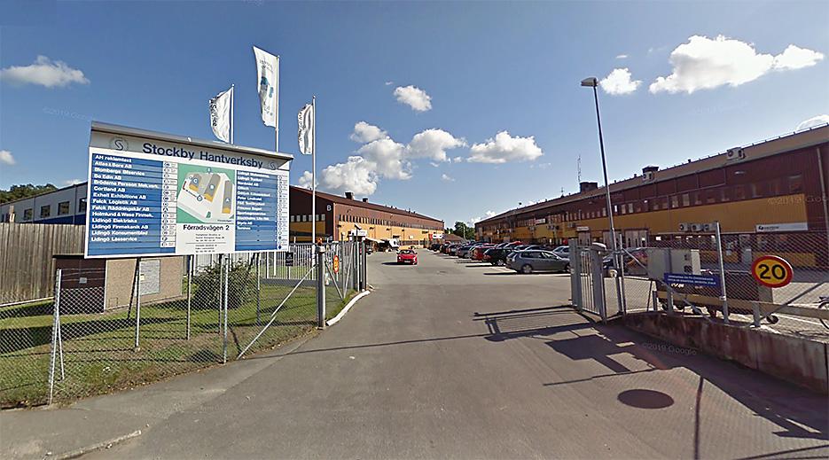 Nya planer för Stockby industriområde
