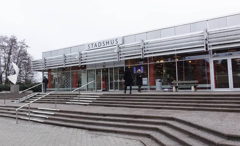 Lidingöbornas stadshus