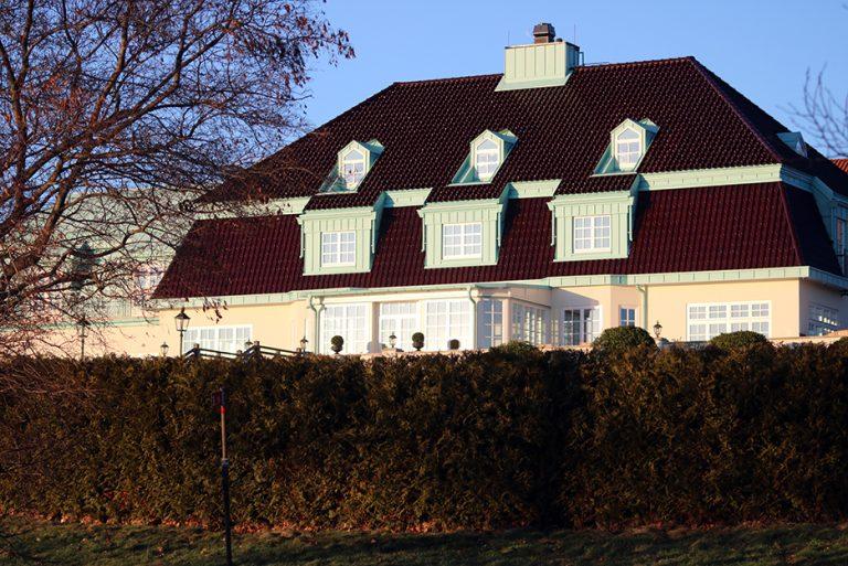 Villa Söderås som pant i obligation