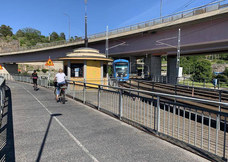 Bildrebusjakt juni: Stationshus