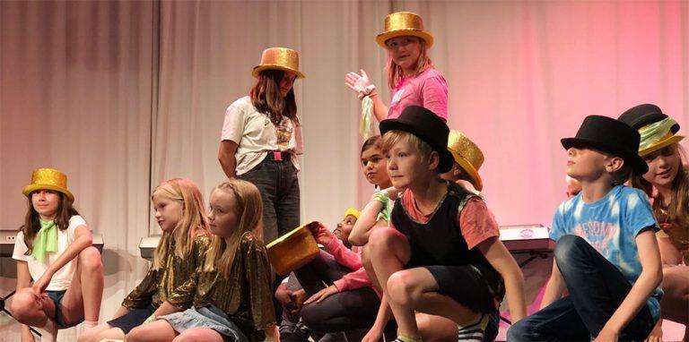 Lidingö musikskola ger ungdomar sommarjobb