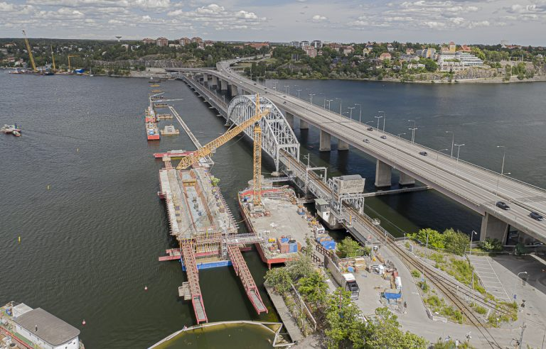 Så finansieras bron