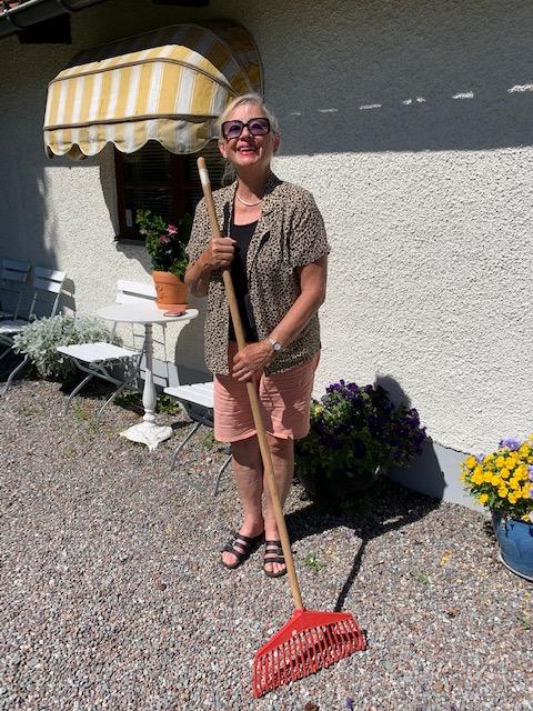Lidingöbor i Coronatider: Ulla Paul