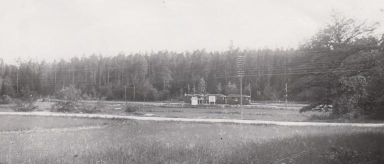 Stationshus på Lidingöbanan: Bodal