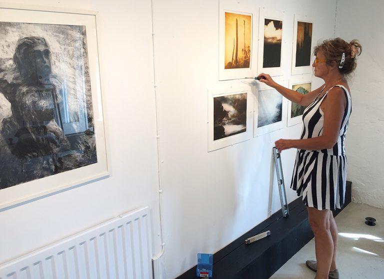 Ny utställning på Galleri Elfva11
