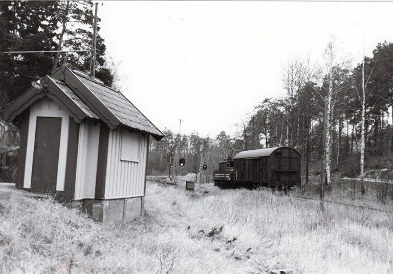 Stationshus på Lidingö: Talludden/Gåshaga