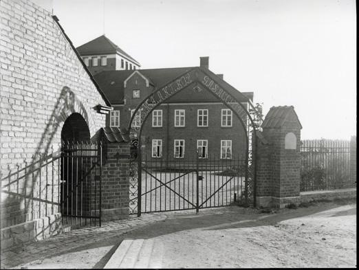 En bild berättar: AGA etableras i Skärsätra 1912