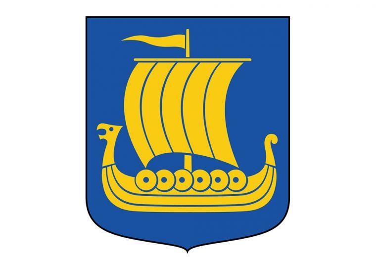 När Lidingö blev stad och valde kommunvapen