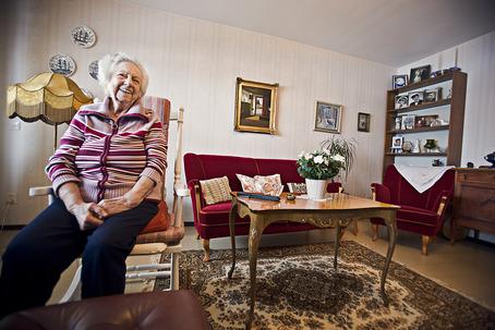Aktiviteter för äldre får pengar