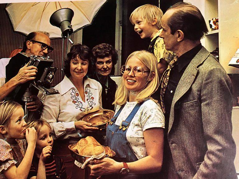 Granne med Nils Petter