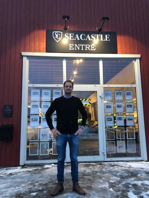 SeaCastle: Fullservicevarvet satsar för fullt