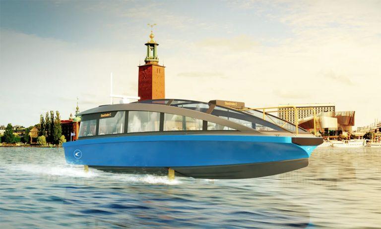 Elbåten Candela nu som passagerarfartyg