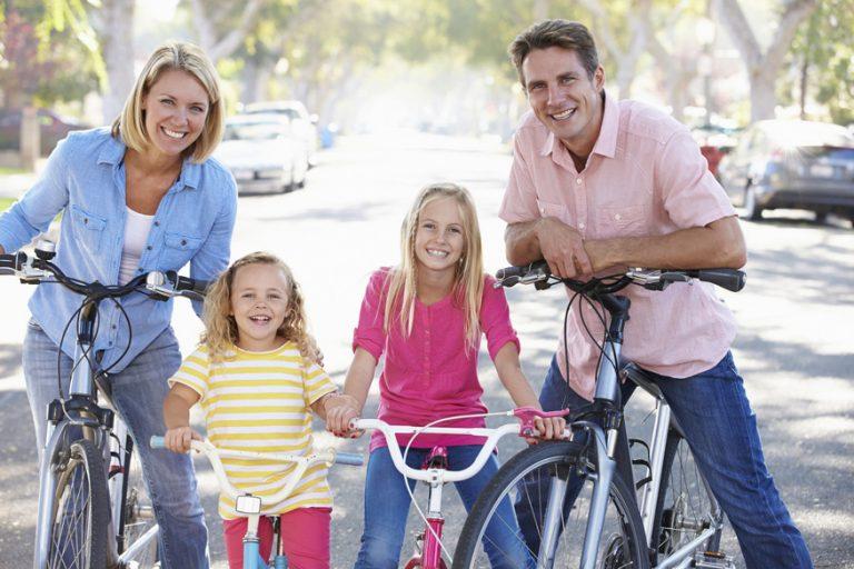 Staden ska vara positiv till cykel!