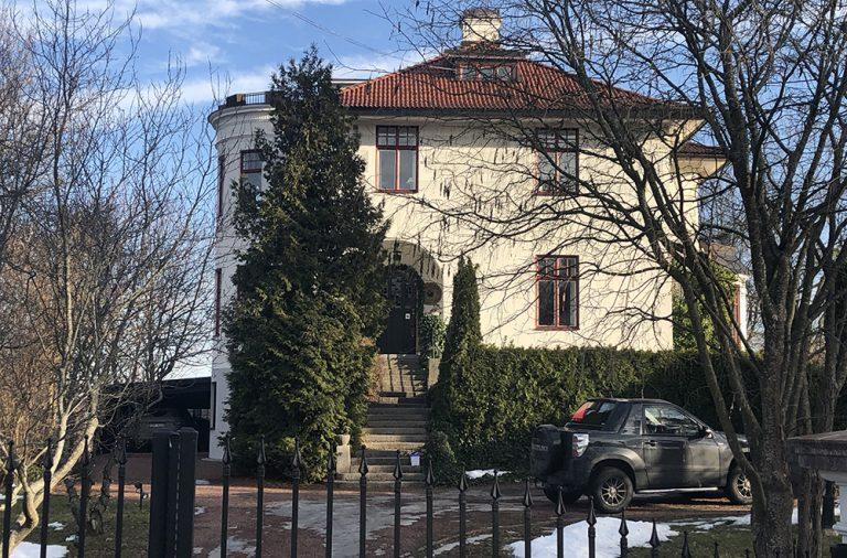Jugendvilla i Brevik såld för 46,5 milj kr