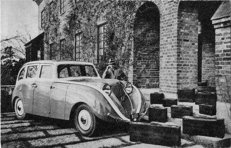 En bild berättar: Lidingöpionjär inom bildesign …