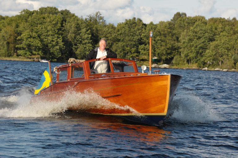Småbåtsvarv på Lidingö nu som bok