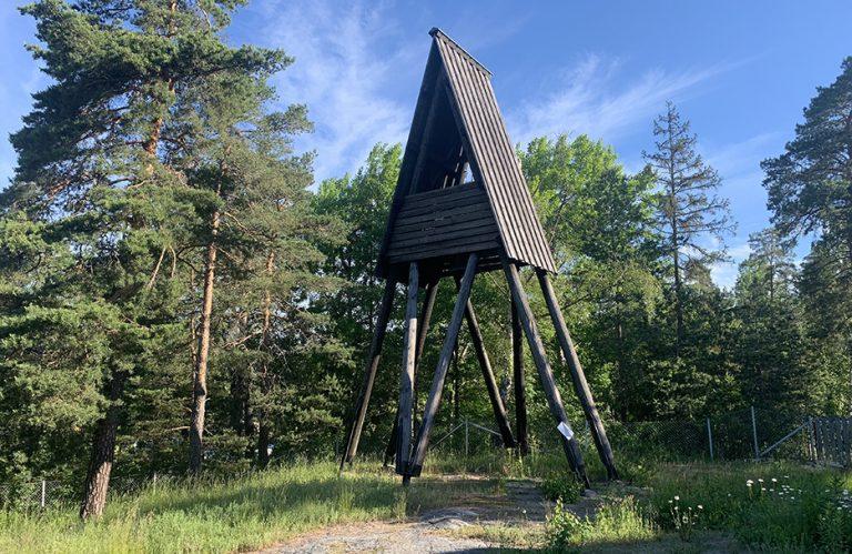 Hembygdsföreningen vill också behålla Rudboda kyrka