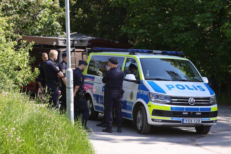Person drunknad i Kottlasjön – misstänkt mord