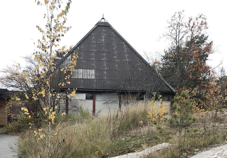 Riv inte Rudboda kyrka!