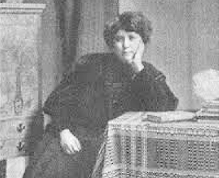 Lidingökvinnor: Ruth Milles