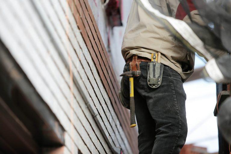 Byggnadsprojekt närmar sig mållinjen