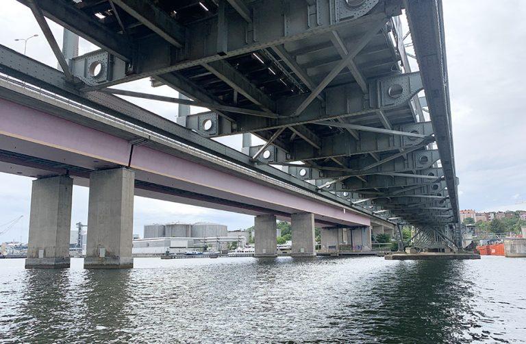 Under alla broar…