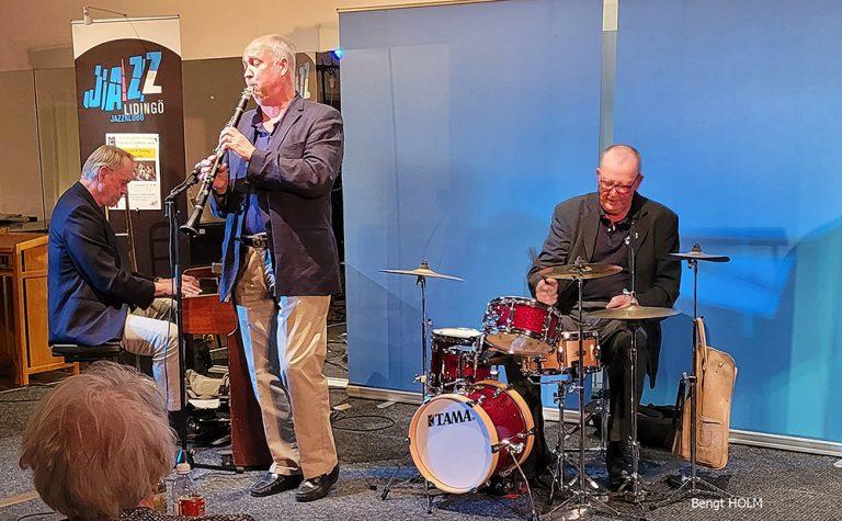 Höststart på Jazzklubben – musik i Goodmans anda